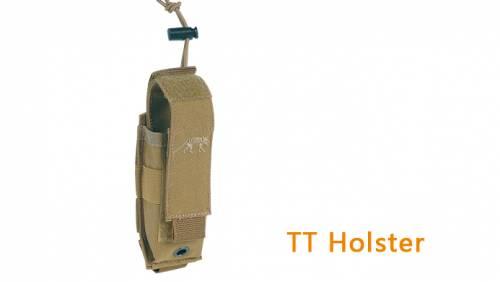 Tasmanian tiger holster - port pentru lanterna - khaki