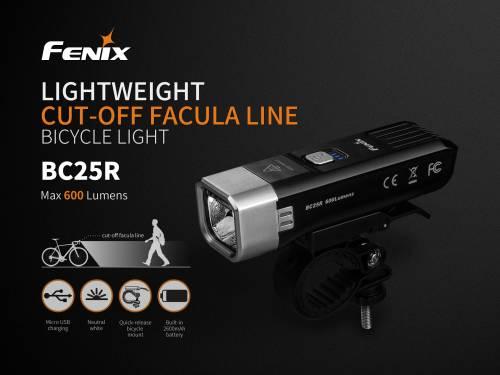 Lanterna model bc25r - xp-g3