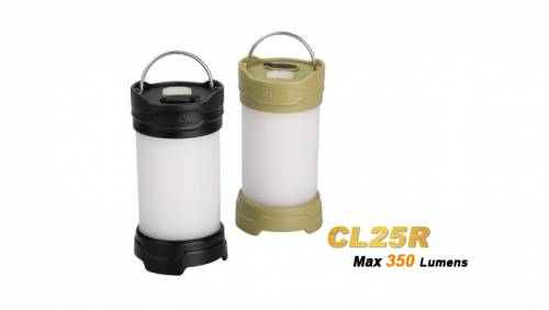Lanterna model cl25r - olive green