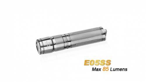 Lanterna model e05 - stainless steel