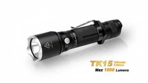 Lanterna model tk15 xp-l hi (v3) - ultimate edition - black