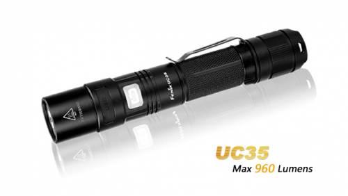 Lanterna model uc35 xm-l2 u2