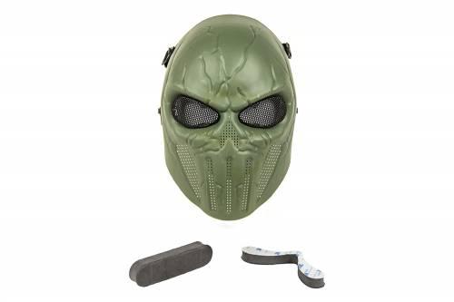 Masca completa model punisher - od