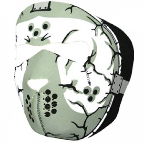 Masca de protectie din neopren - full face - hockey