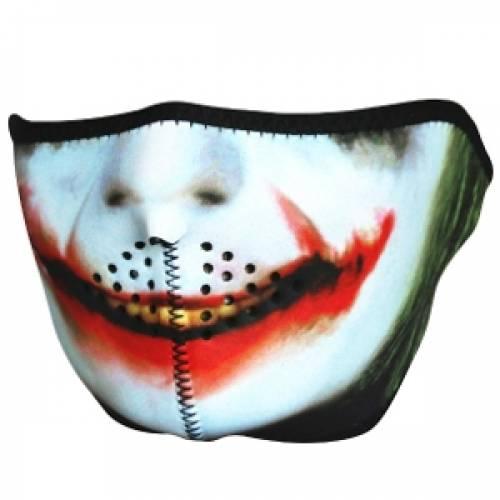 Masca de protectie din neopren - half face - joker