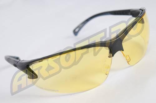Ochelari de protectie galbeni