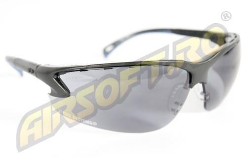 Ochelari de protectie negri