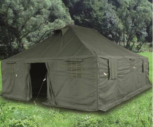 Cort od army - polyester - 6x5x32x175m