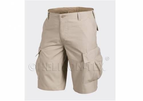 Pantaloni scurti model acu ripstop khaki