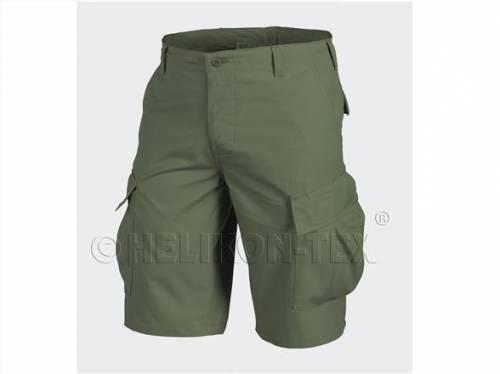 Pantaloni scurti model acu ripstop oliv