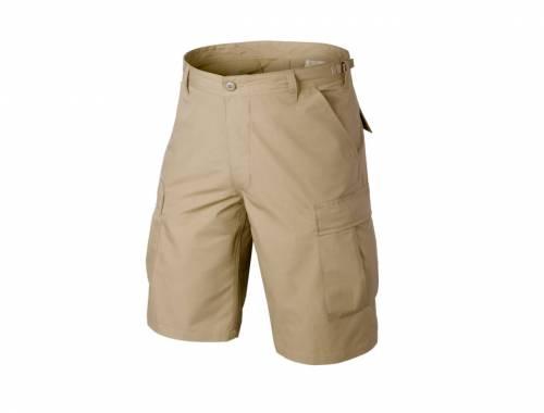 Pantaloni scurti model bdu ripstop khaki