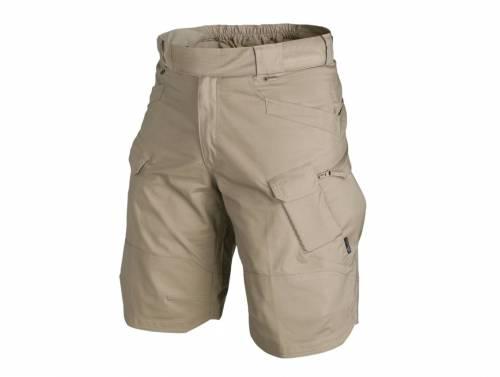 Pantaloni scurti model urban - ripstop khaki