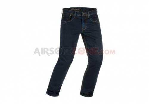 Blue denim tactical flex jeans - midnight (32/32)