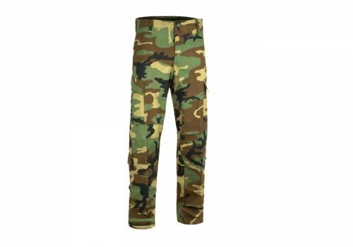 Pantalon model tdu - revenger - woodland - long