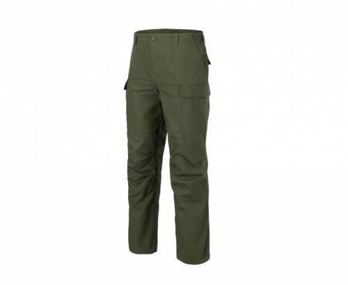 Pantaloni model bdu - mk2 - olive green