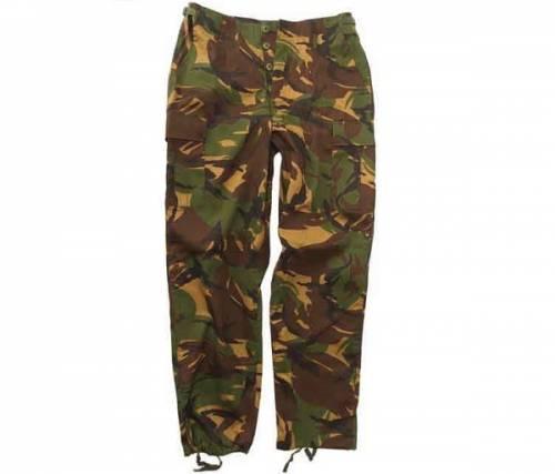 Pantaloni model bdu ranger - camuflaj olandez