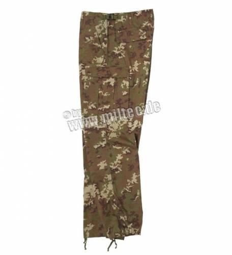 Pantaloni model ripstop vegetato wl