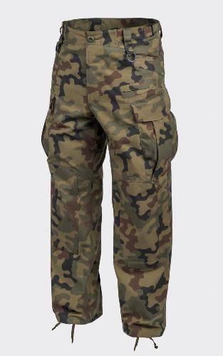 Pantaloni model sfu next - ripstop pl woodland