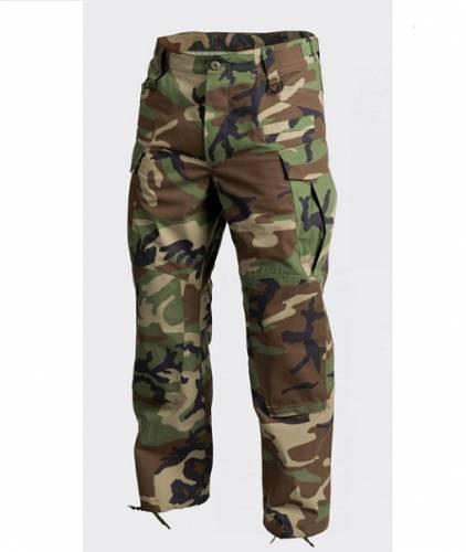 Pantaloni model sfu next - ripstop woodland