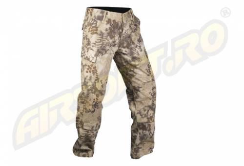 Pantaloni model us acu ripstop mandra tan