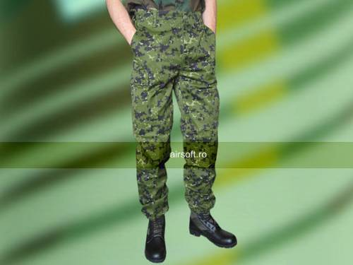Pantaloni model us bdu field (danez)