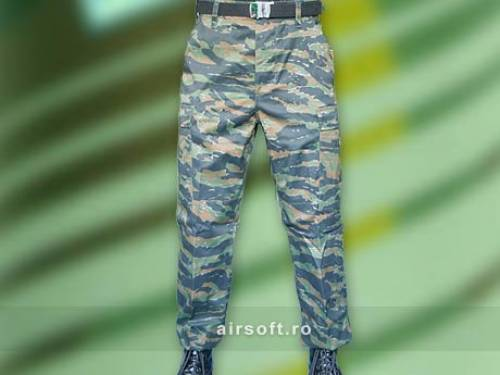 Pantaloni model us bdu field (tiger stripe)