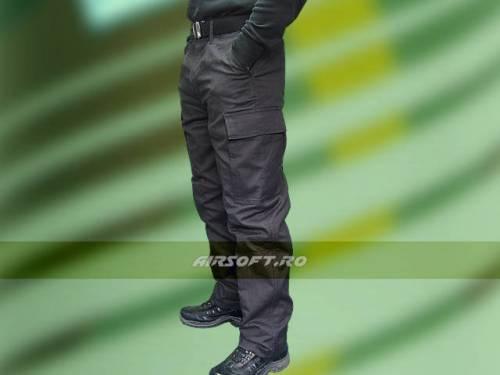 Pantaloni model us - bdu ranger (negru)