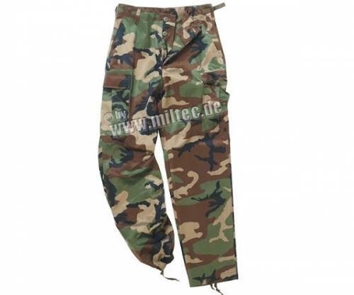 Pantaloni model us - bdu ranger (woodland)