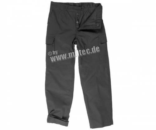 Pantaloni moleskin negru