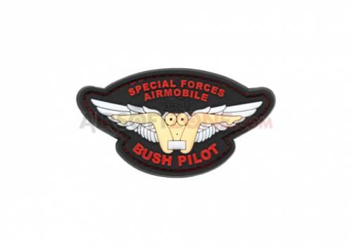 Patch cauciuc bush pilot - color