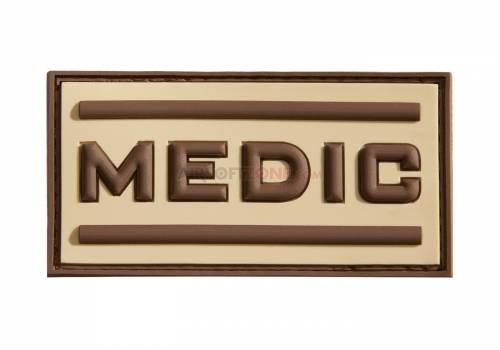 Patch cauciuc - medic - desert