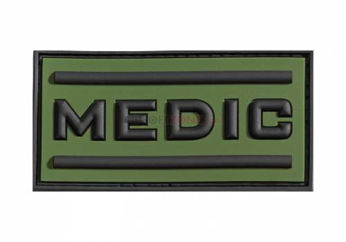Patch cauciuc - medic - forest