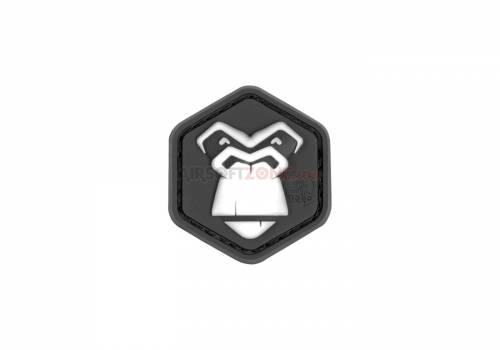 Patch cauciucat - gorilla cat eye - color
