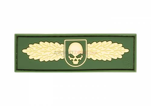 Patch cauciucat - sof skull badge