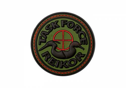 Patch cauciucat - task force reikor - forest