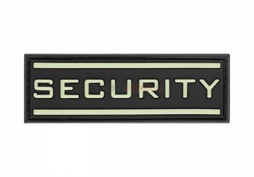 Patch security - large - glow in the dark