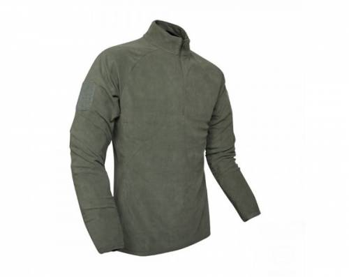 Pulover fleece mid - layer - green