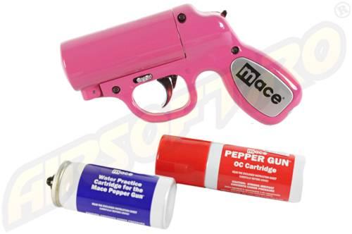 Pepper gun - hot pink - 28 g