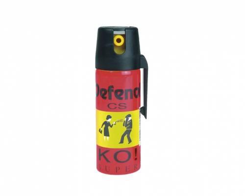 Spray iritant-lacrimogen bka 9r cs (50 ml)