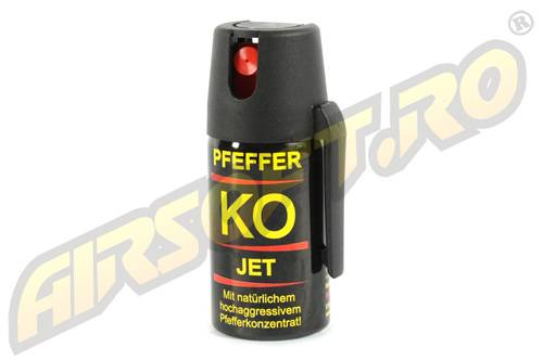 Spray iritant-lacrimogen ko-jet (40 ml)
