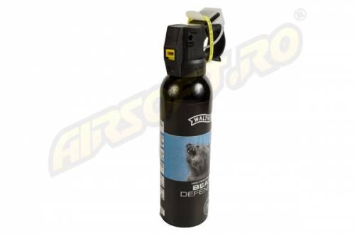 Walther - spray iritant lacrimogen impotriva ursilor - 310 g