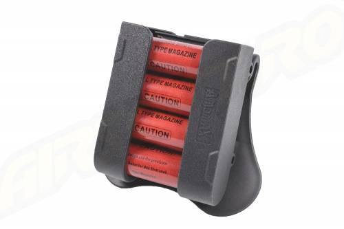 Cartusiera din plastic model sc-u pentru cartuse de 12 gauge