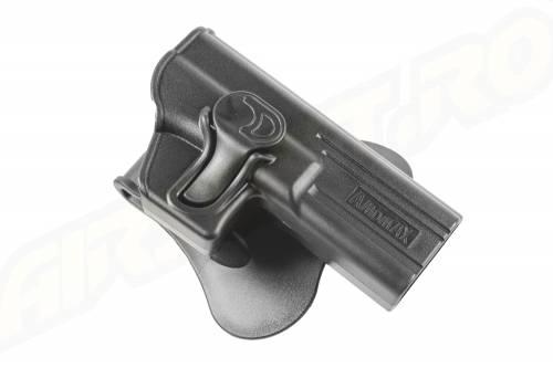 Teaca din tehnopolimer pentru glock17-g2