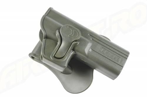 Teaca din tehnopolimer pentru glock17-g2-od