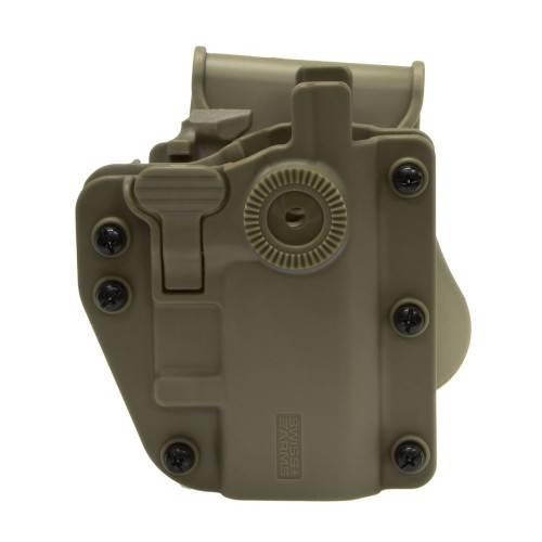 Toc pistol universal adapt-x level 3 - ranger green