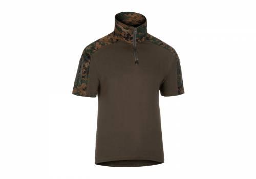 Combat shirt - short sleeve - marpat