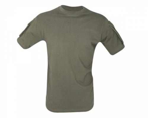 Tricou tactical - green (m)