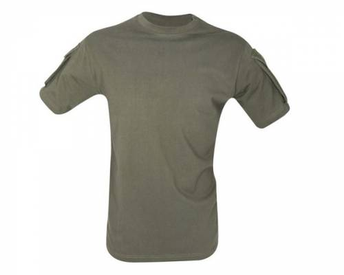 Tricou tactical - green (s)
