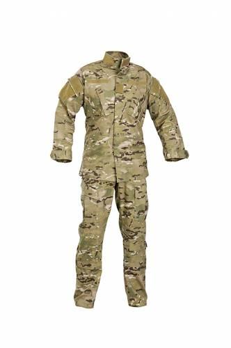 Army combat uniform - multi camo