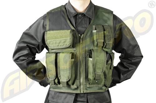 Vesta tactica recon - verde